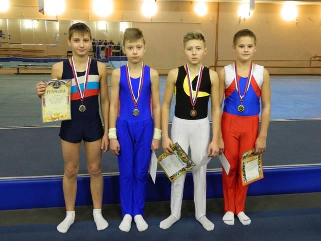 Призеры первенства Ленинградской области 2014 по гимнастике в г.Великий Новгород