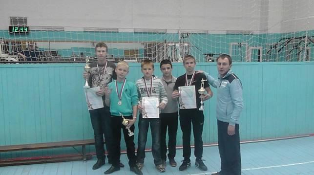 Кузьмин Владимир, победитель межрегионального турнира по боксу